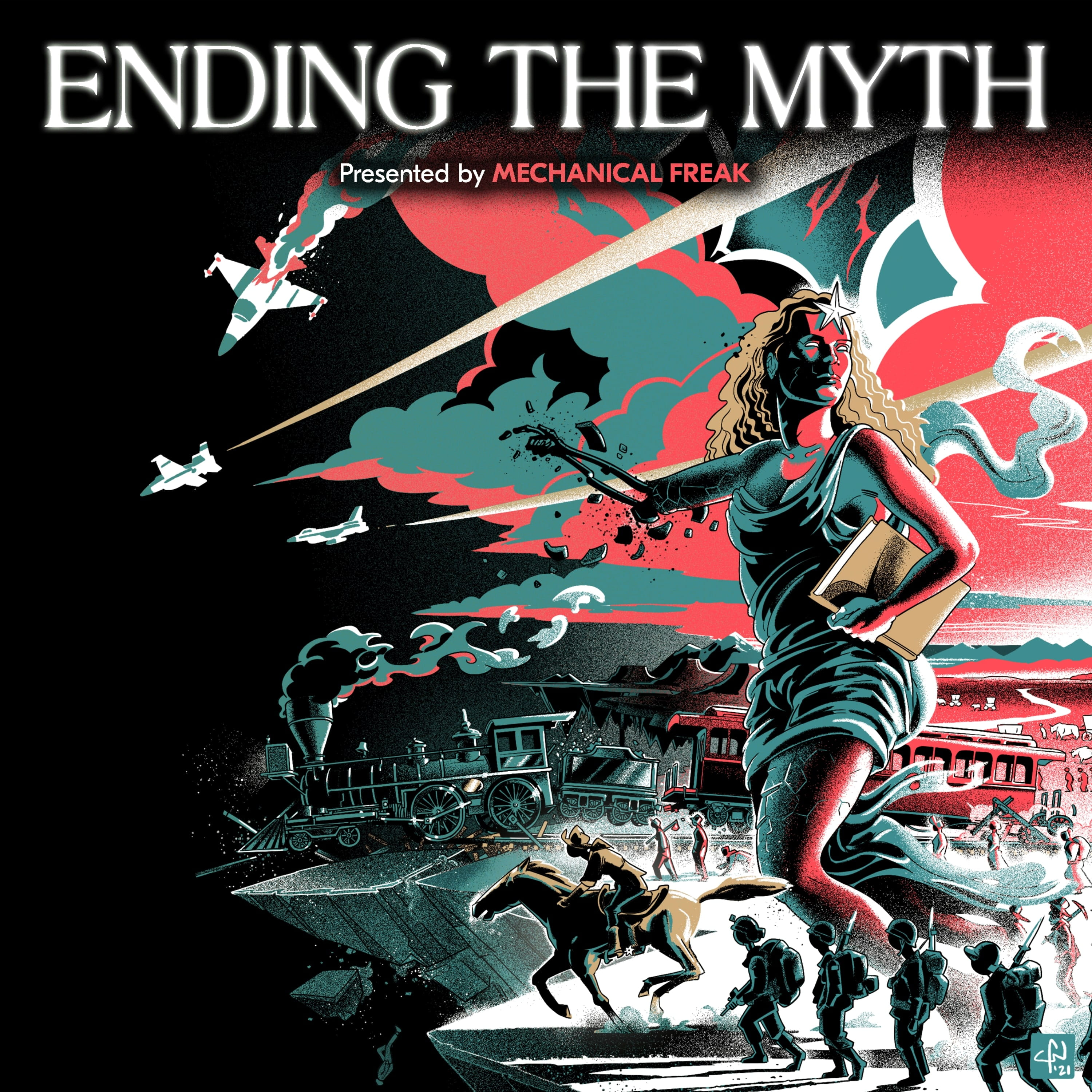 Episode #ending-the-myth-4 cover