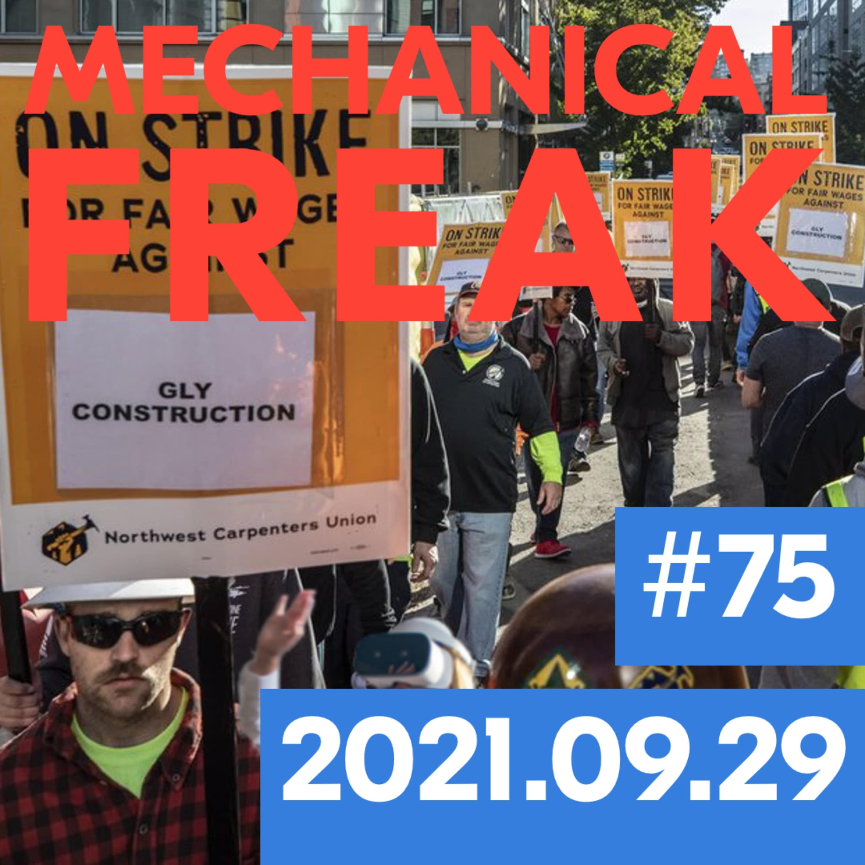 Episode #mechanical-freak-75 cover