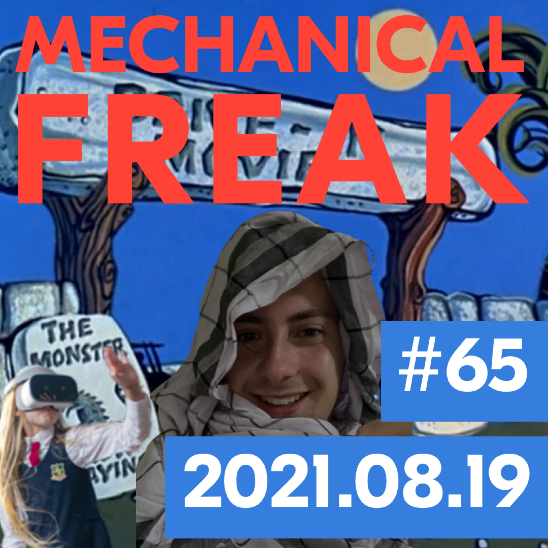 Episode #mechanical-freak-65 cover