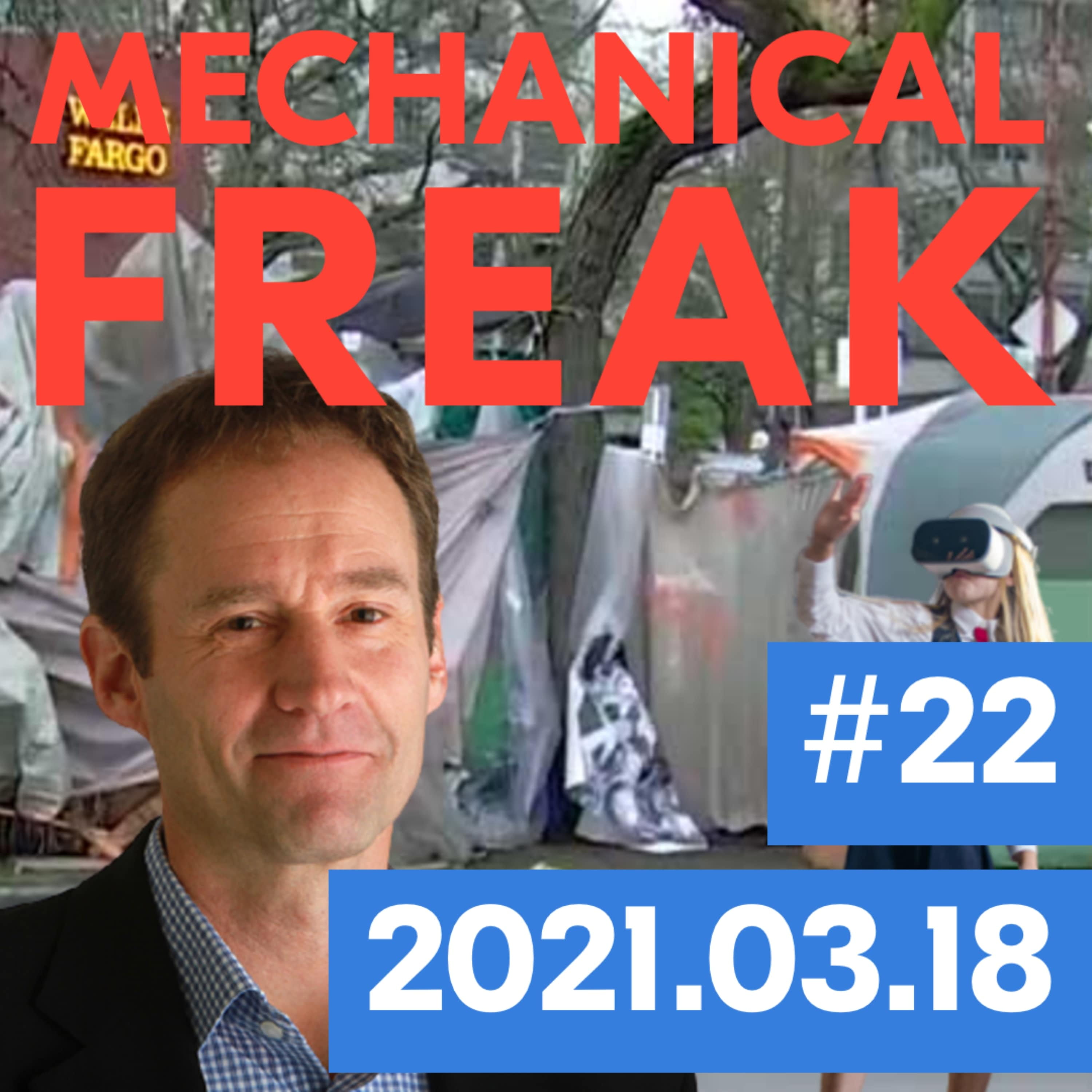 Episode #mechanical-freak-22 cover
