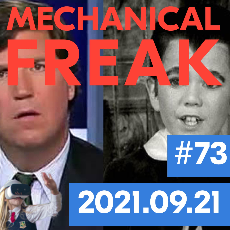 Episode #mechanical-freak-73 cover