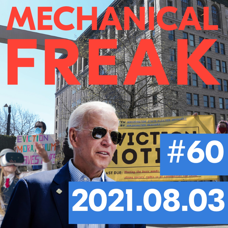 Episode #mechanical-freak-60 cover