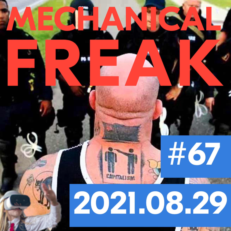 Episode #mechanical-freak-67 cover